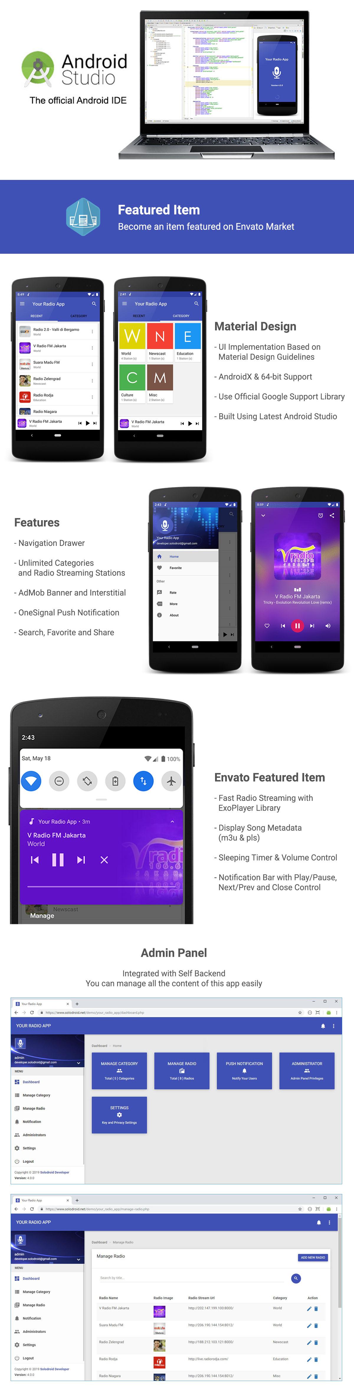 Your Radio App - 3