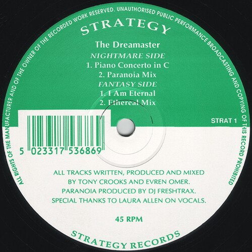 Strategy - The Dreamaster