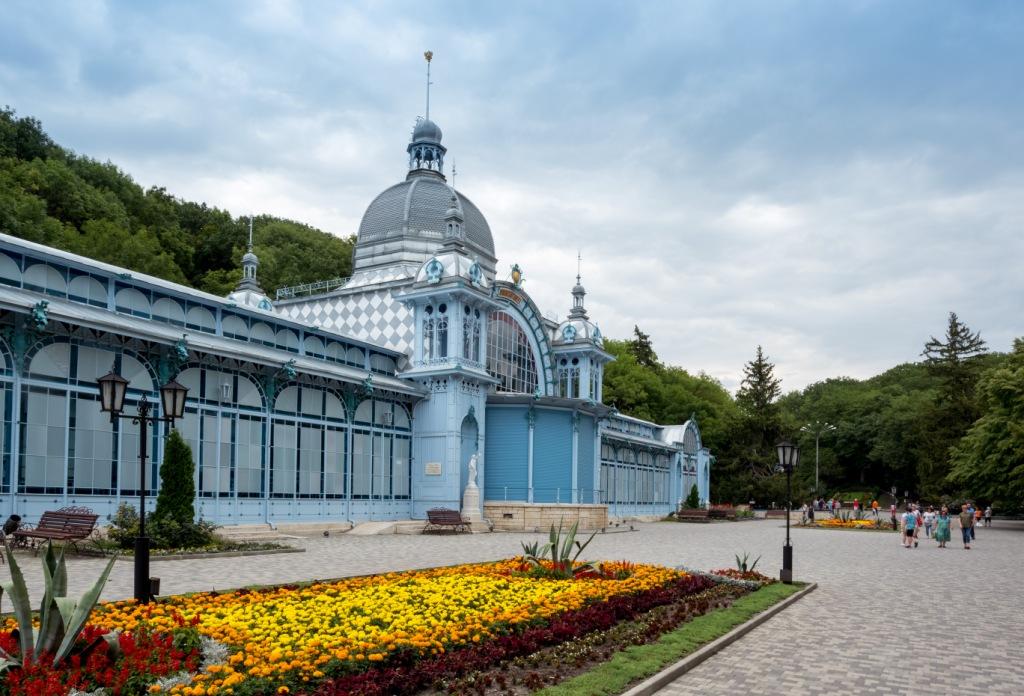 Железноводск, источник, минеральная вода Железноводск, пушкинская галерея,  гора Железная,