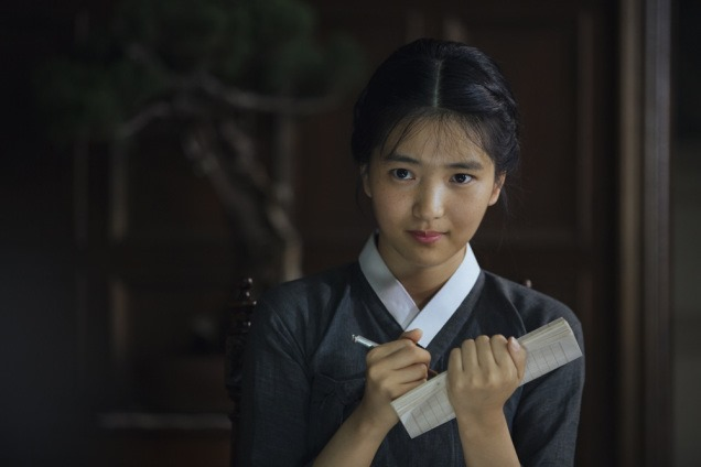 Kim Tae Ri dalam film The Handmaiden (2016)