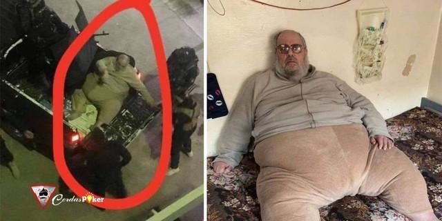 Pemimpin ISIS yang Dijuluki 'Jabba the Jihadi' Ditangkap di Irak