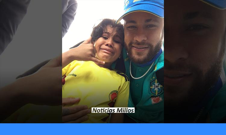 neymar barranquilla