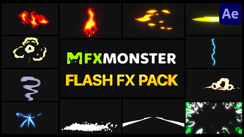 Flash FX Pack 07   After Effects 32918983 - Project & Script (Videohive)