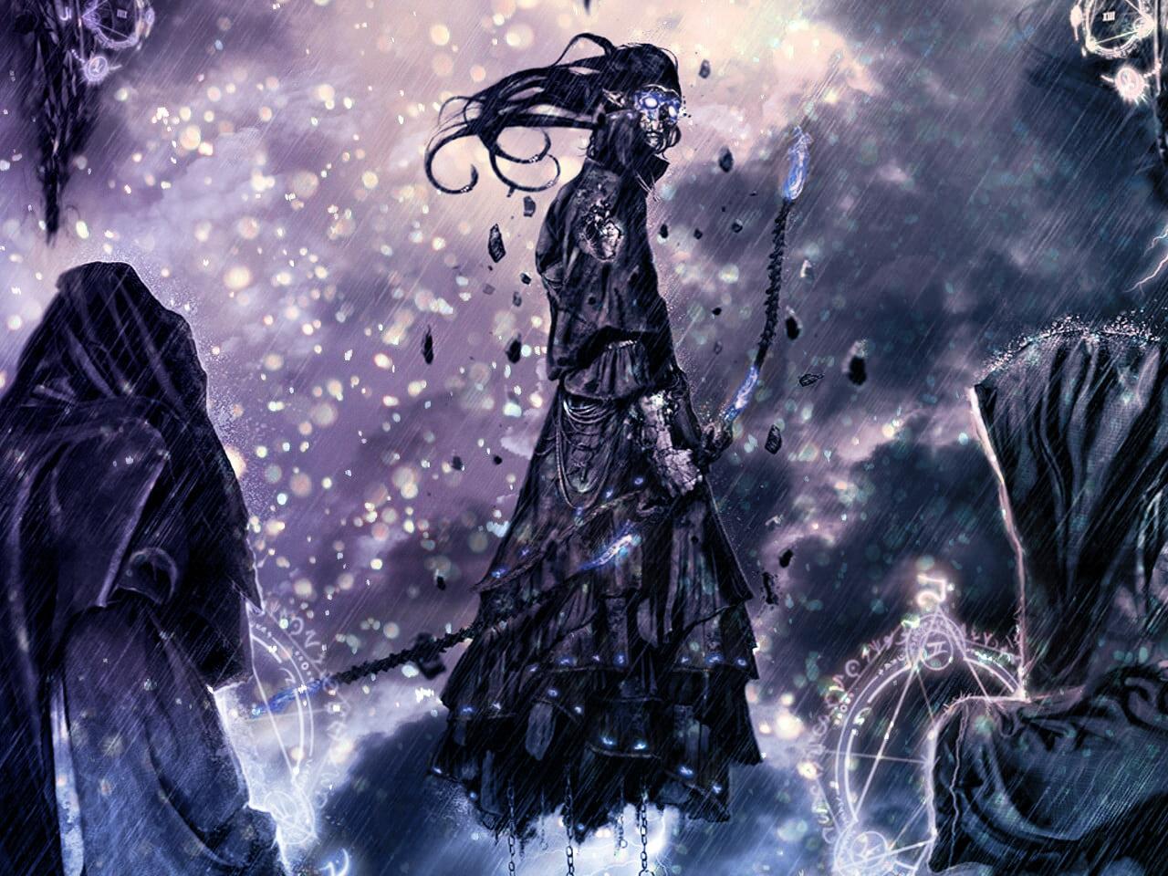archer-fantasy-art-red-eyes-grim-wallpaper-3