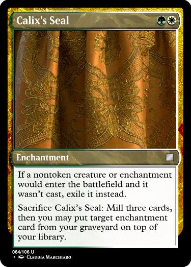 Calix's Seal