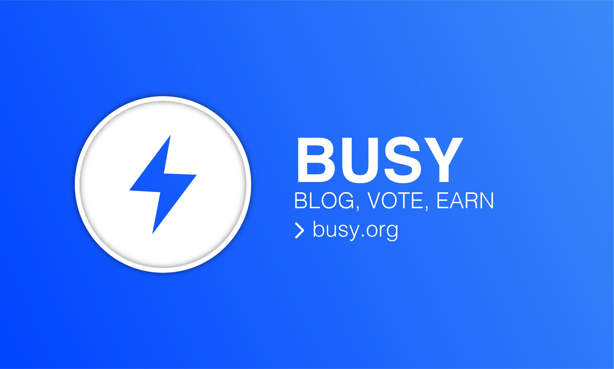 Busy Logotipo del Proyecto