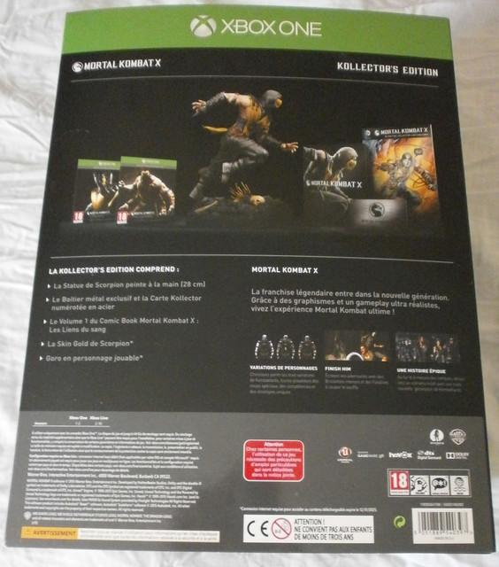 [EST] FF type-0 limitée et Kollectors Mortal Kombat Xbox one Estim92