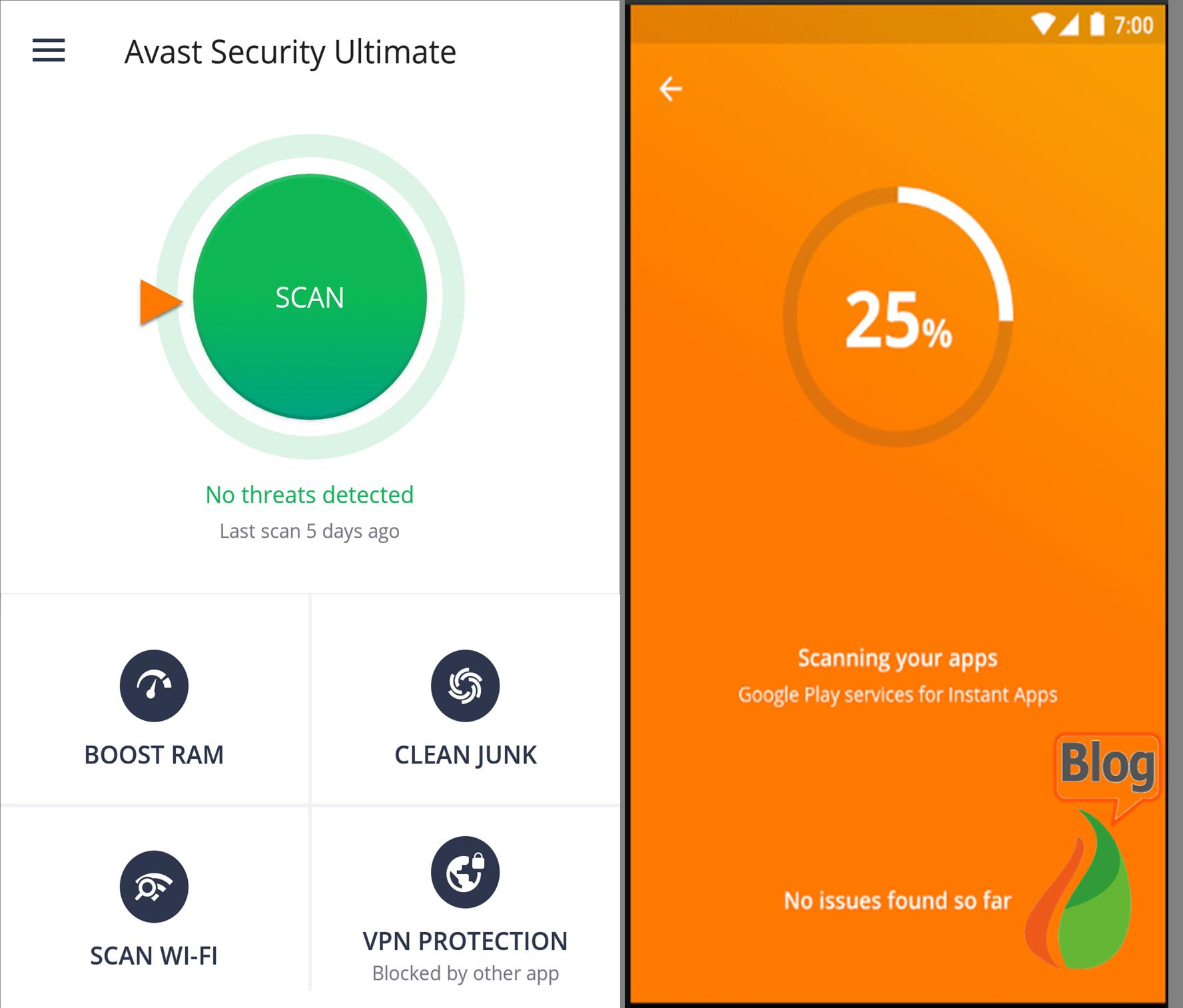 Descargar Antivirus Avast Security gratis para Android