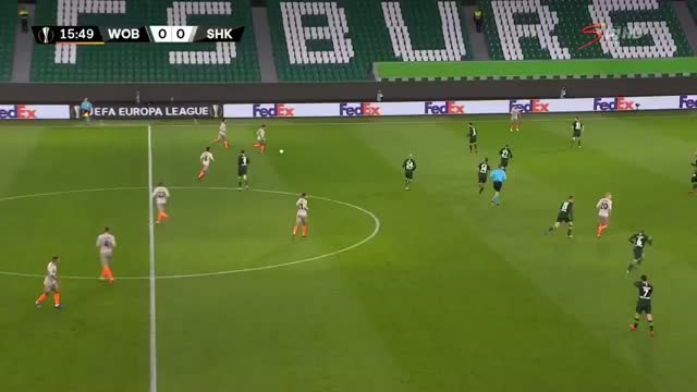 12-03-2020 - Wolfsburg 1-2 Shakhtar Donetsk