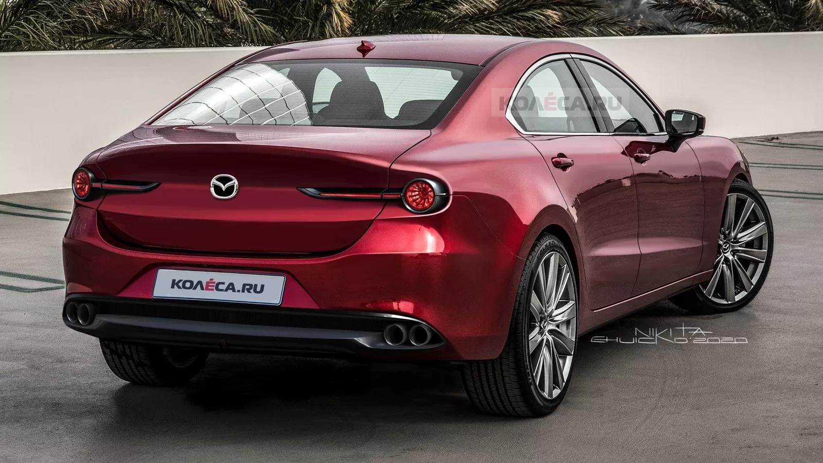 2021 Mazda 6 IV 29
