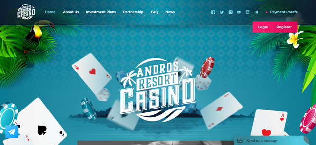andros.casino review