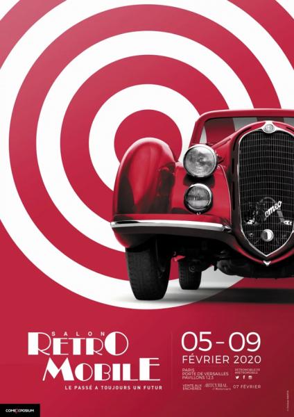 [75] Salon Rétromobile - 5 au 9 Février 2020 Affiche-R-tromobile-2020
