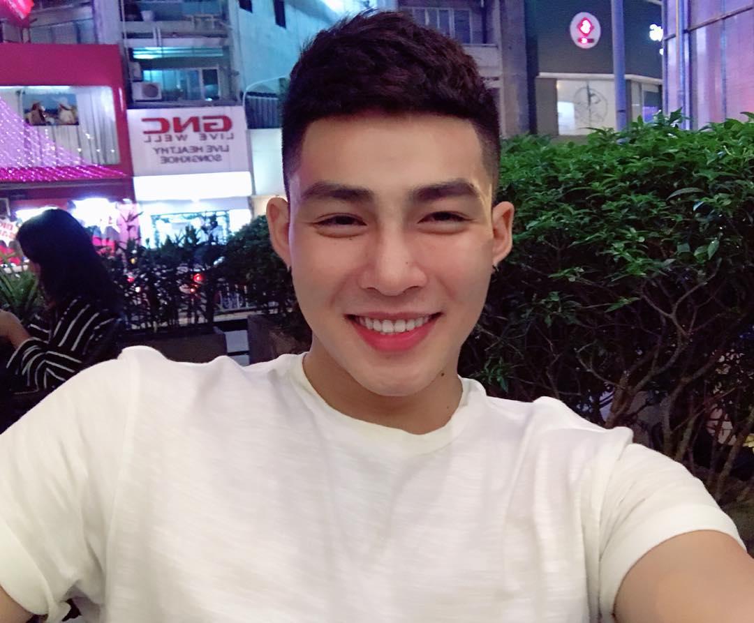 """Trần Thái Nhựt, Á Vương thác loạn """"Man of the year 2017"""""""