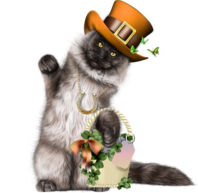 Leprechaun-Cat-With-Beer-38.png