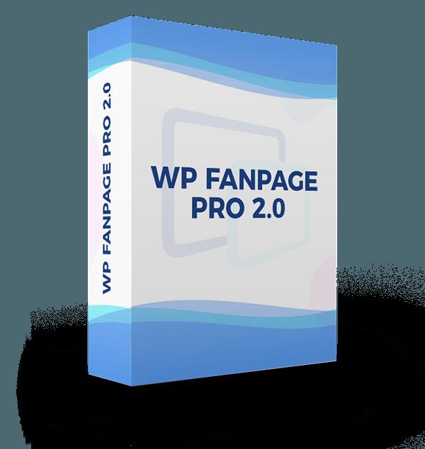 WP Fanpage Pro 2.0