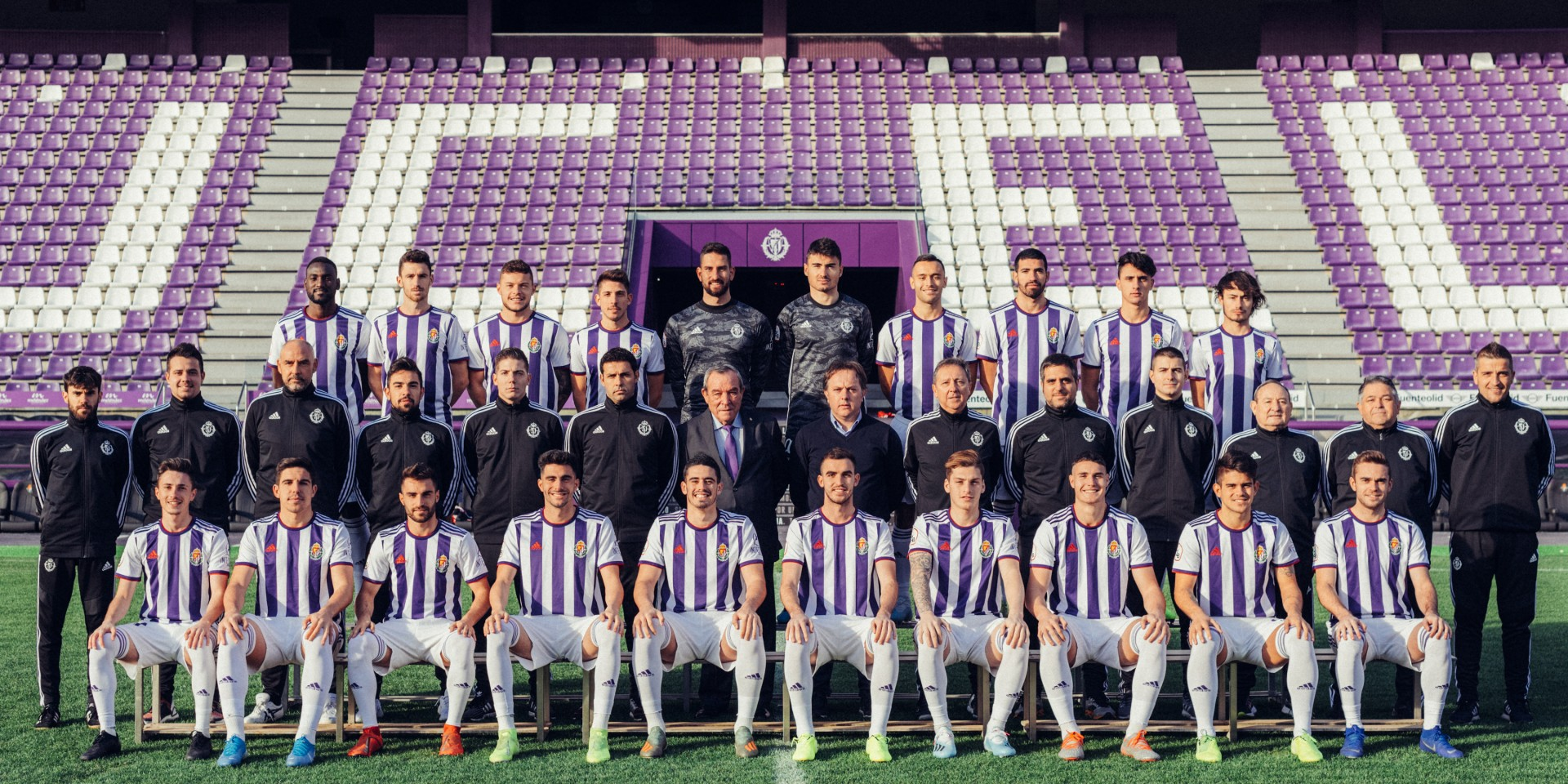 Real Valladolid PROMESAS - Temporada 2019/20 - 2ª División B Grupo II Promesinhas