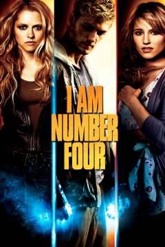 მე ვარ მეოთხე I AM NUMBER FOUR