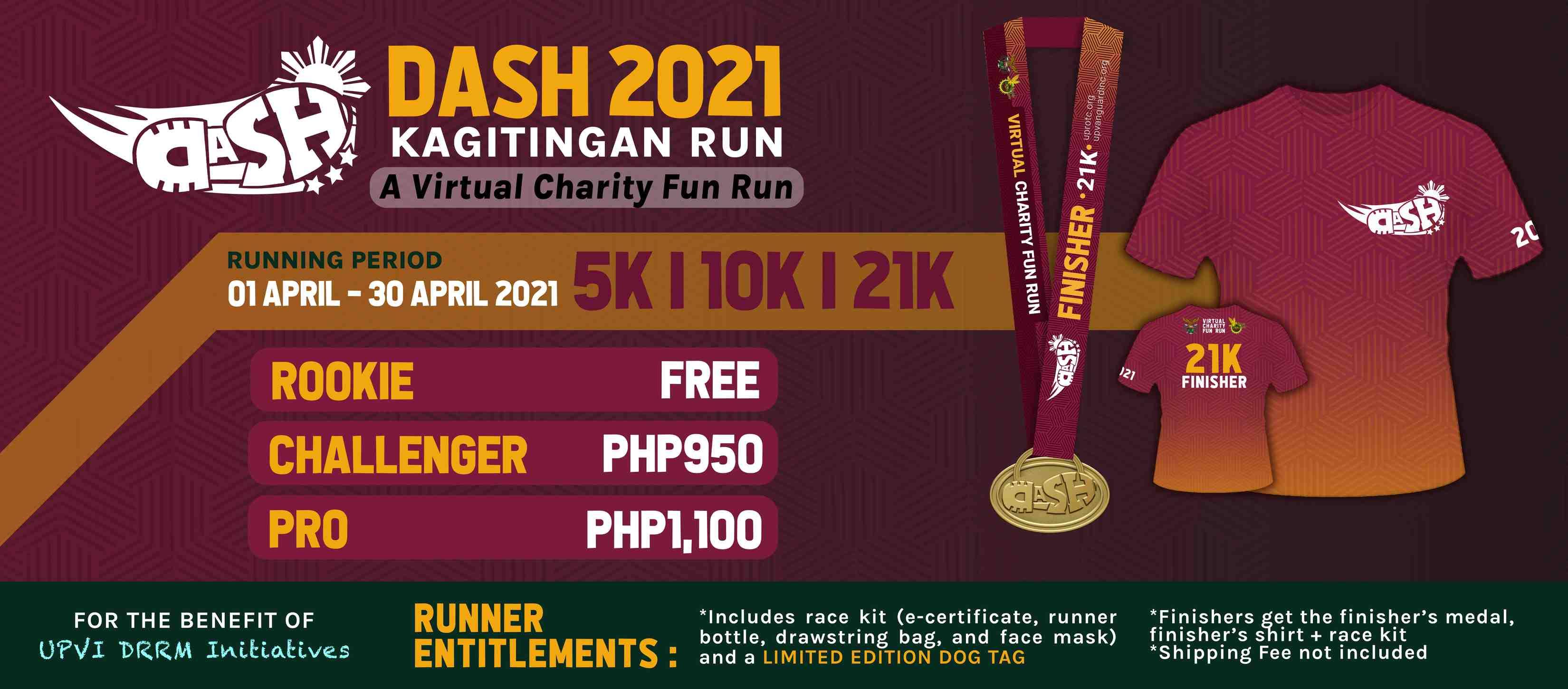 DASH 2021 banner