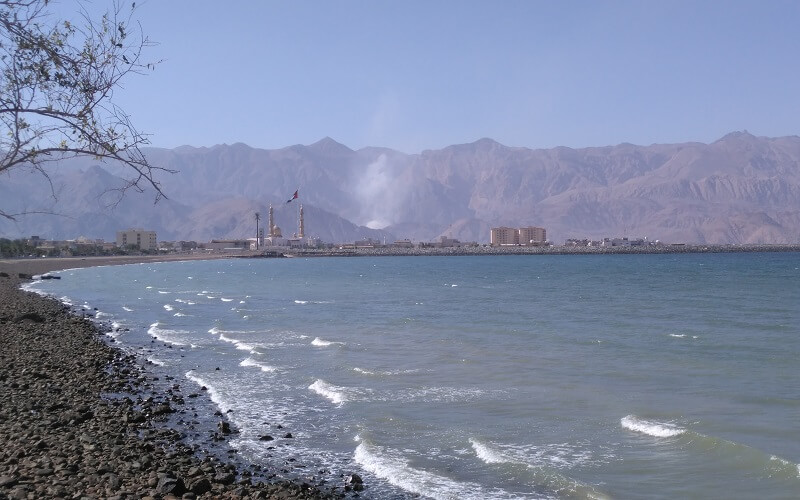 Dibba Al-Hisn city photo