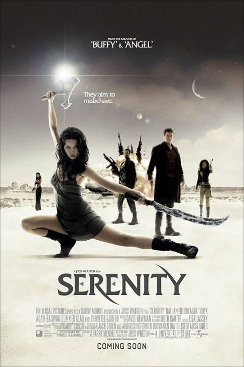 Serenity (2005) 720p HDRip Hindi Dual 720p ESubs DL