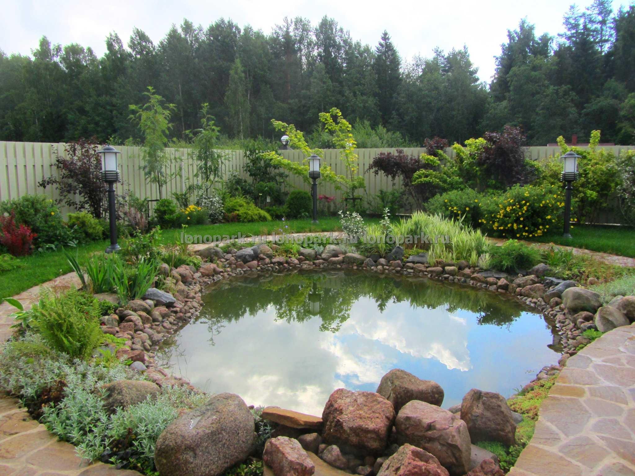 Ландшафтный дизайн дачного участка – уют и комфорт вашего сада