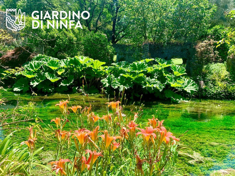dior giardino ninfa