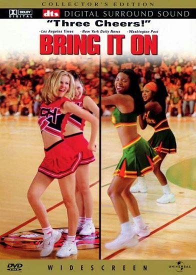 Dziewczyny z drużyny / Bring It On (2000) PL.AC3.DVDRip.XviD-GR4PE | Lektor PL