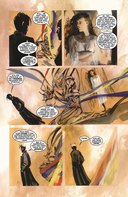 Lucifer Morningstar vs Beyonder - Superhero Database