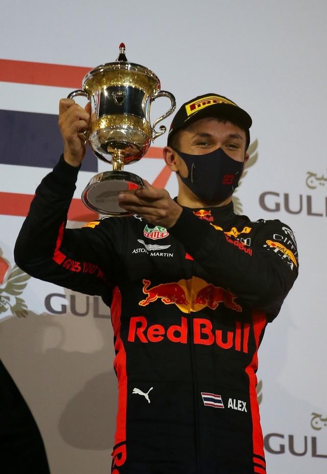 F1 GP de Bahreïn 2020 : Victoire  Lewis Hamilton  Alexander-Albon