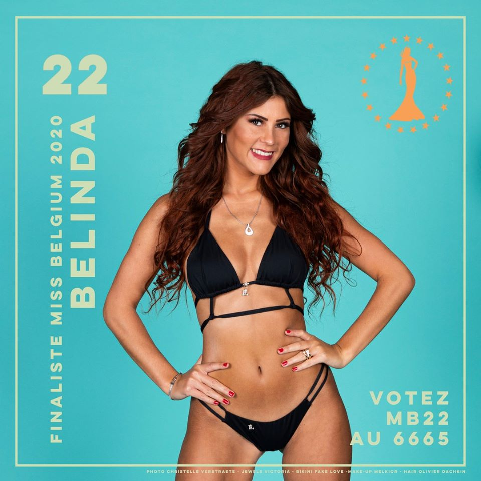 candidatas a miss belgium 2020. final: 11 january. - Página 2 Miss-belgium-2020-contestants-22