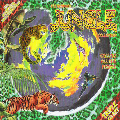 VA - Calling All The People The Ultimate Jungle Collection
