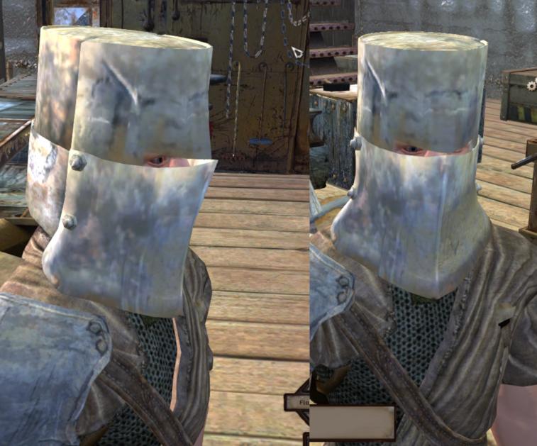 Heavy Scrap Helmet and Armour (RU)
