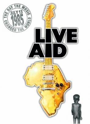 Dia do Rock  e Live Aid 1985 1