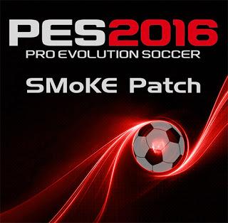 PES 2016 SMoKE Patch 8.5