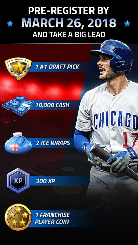 MLB Tap Sports Baseball 2018 (MOD, NEVER STRIKE OUT)