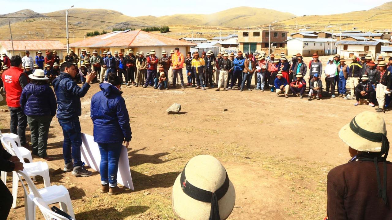 Poder Ejecutivo deja sin efecto estado de emergencia en Challhuahuacho