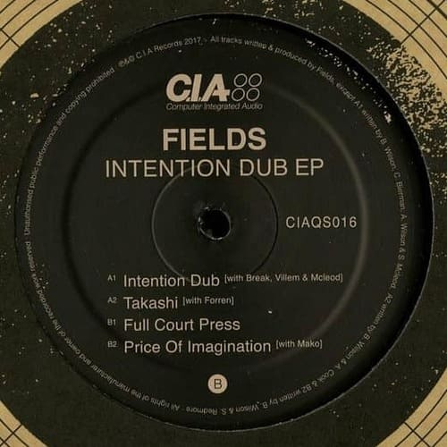 Download Fields - Intention Dub EP mp3