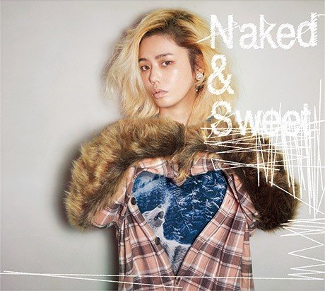 [Album] Chara – Naked & Sweet
