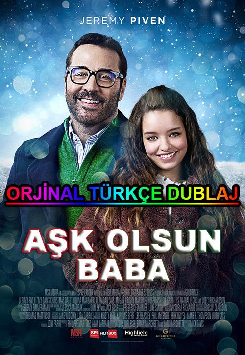 Aşk Olsun Baba! | My Dad's Christmas Date | 2020 | WEB-DL | XviD | Türkçe Dublaj | m720p - m1080p | WEB-DL | Dual | TR-EN | Tek Link