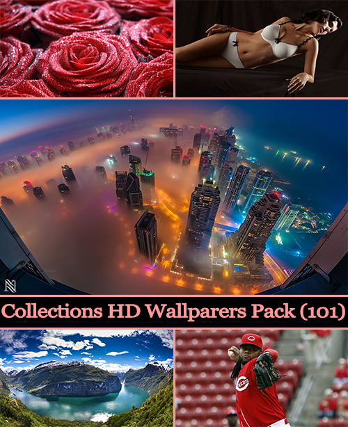 Collections HD Wallpapers (Pack 101)