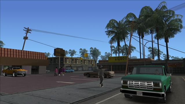 Traffic near Unity Station, LS [gallery56]