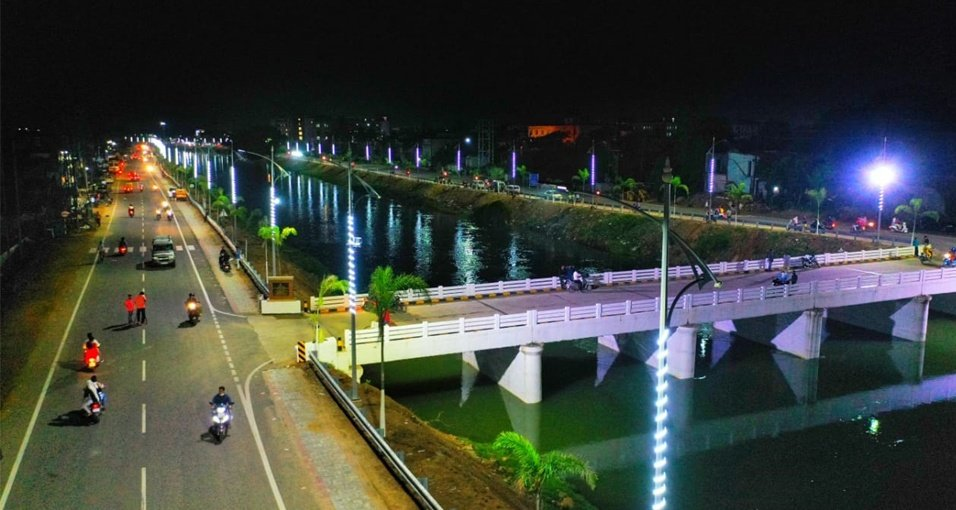 Taladanda Canal