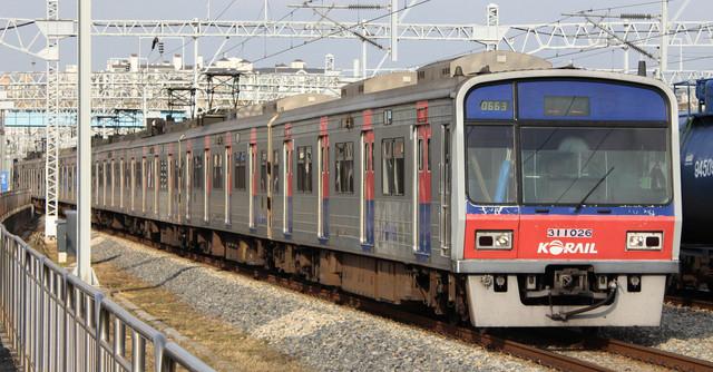 Korail-Class-311000-EMU