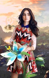 Lily Collins Avatars 200x320 pixels Mipha-Vah-Zora