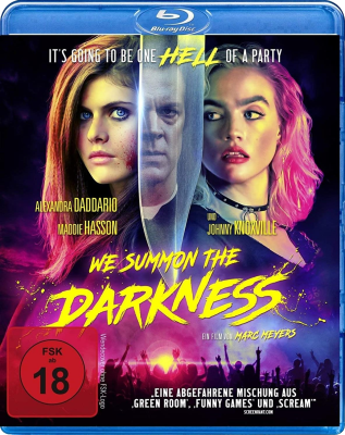 L'Evocazione - We Summon The Darkness (2019) FullHD 1080p WEBrip HEVC AC3 ITA/ENG - ItalyDownload