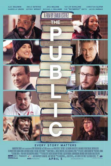 Nieposłuszni / The Public (2018)