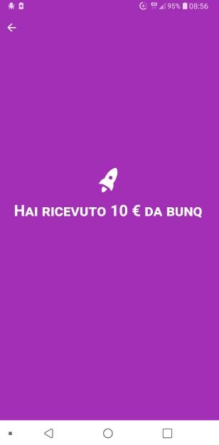 Bunq! 3 Bellissime carte +Bonifici Istantanei e 25 IBAN usa e getta INCLUSI + PROMO 10,00 € DI APERTURA 2019-Set-18-Prelievo3