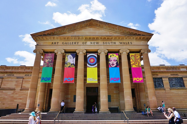 Sydney-Melbourne-Tour-Art-Gallery-of-NSW
