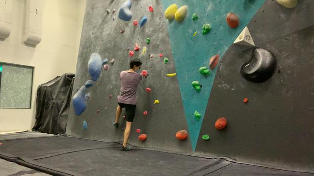 BoulderWorld gym