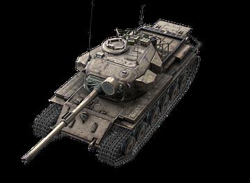 Премиум танк Centurion Mk. 5/1 World of Tanks Blitz